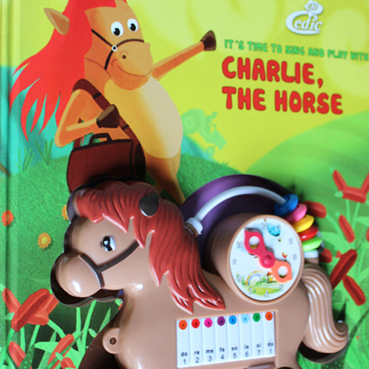 Charlie, The Little Horse